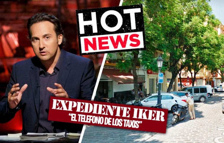 EXPEDIENTE IKER: Llama al número de la parada de Taxis y le cogen el ...